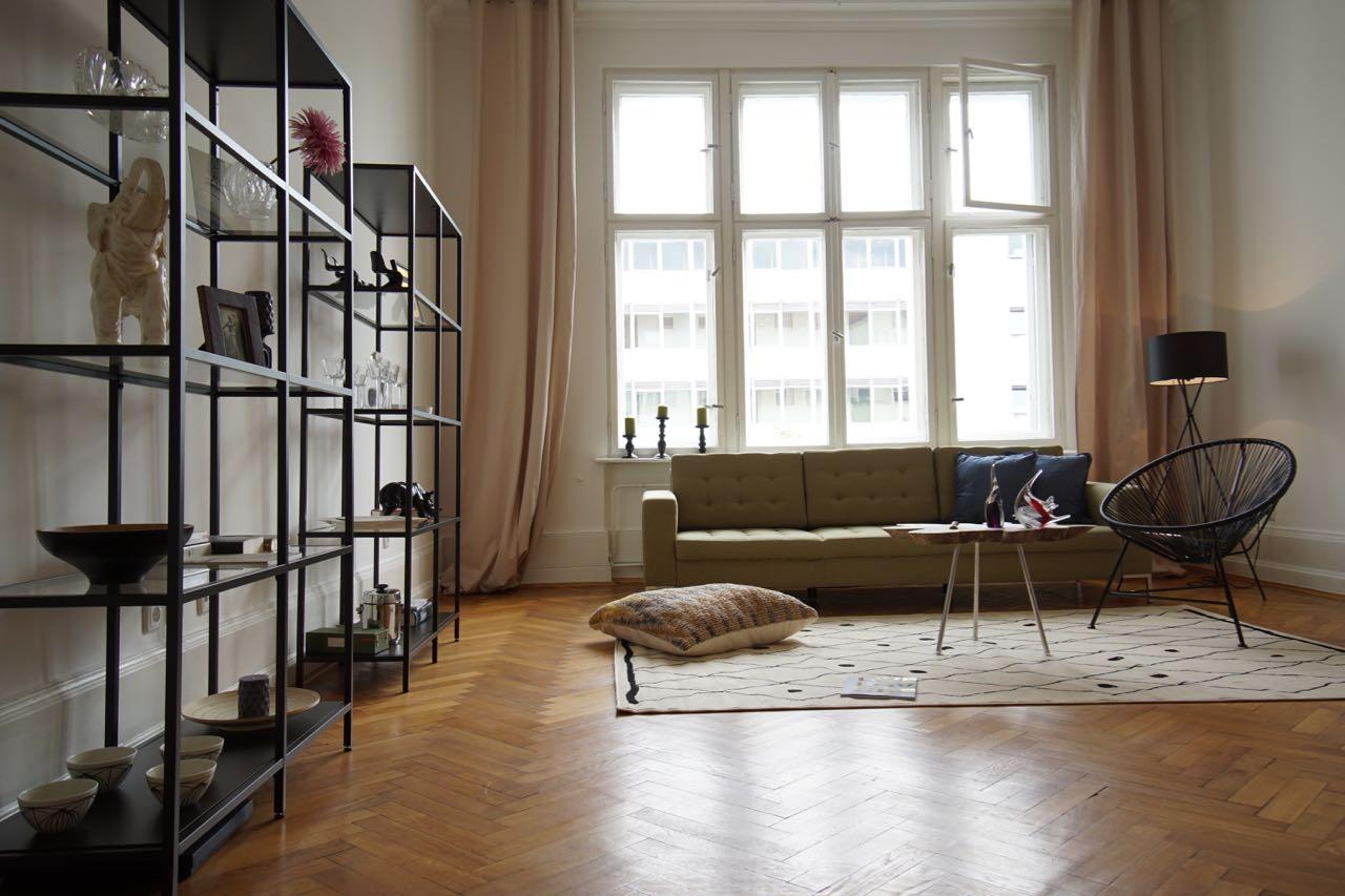 musterwohnung berlin staging berlin. Black Bedroom Furniture Sets. Home Design Ideas