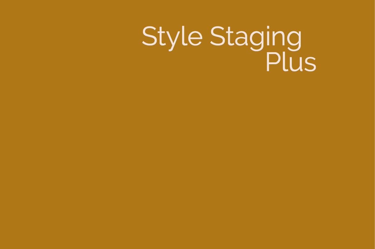 Style Staging Plus